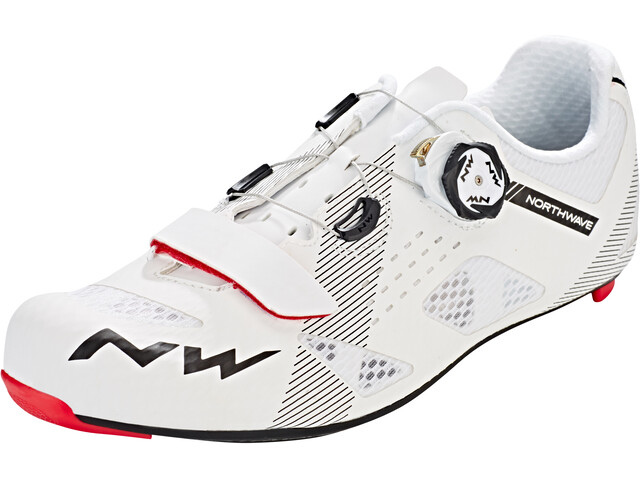 Northwave Storm Carbon Chaussures Homme, white